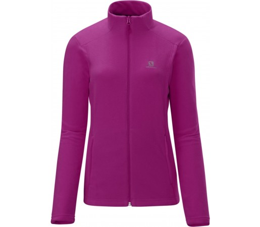 Bluza Salomon PANORAMA FZ W WILD BERRY