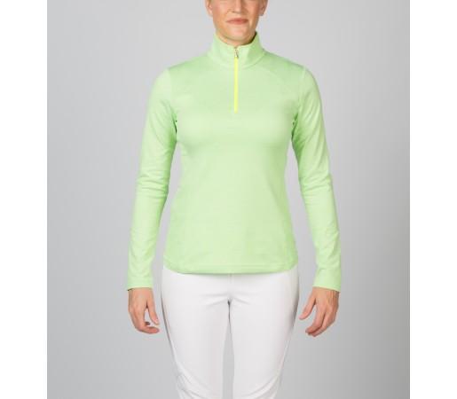 Bluza Spyder Cameo Verde/Galben