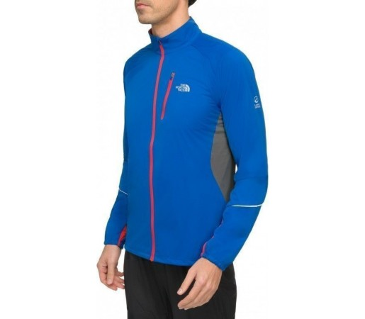 Bluza The North Face Apex Lite Men Blue Grey