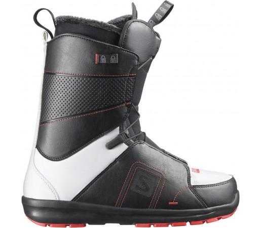 Booti Salomon Faction Black- White- Red