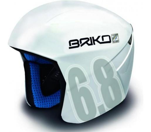 Casca Schi si Snowboard Briko FIS 6.8 White