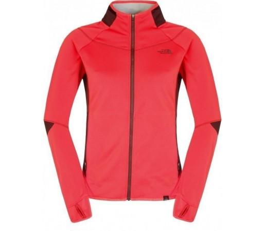 Polar The North Face Women Kegon Stretch FZ Pink