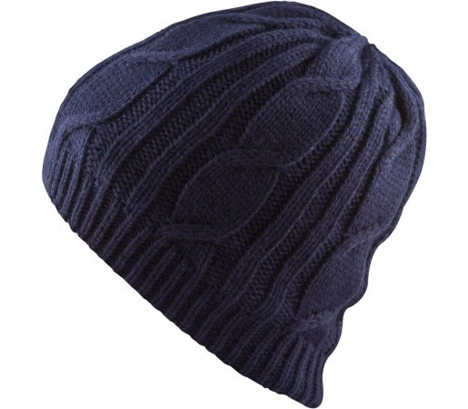 Caciula Sealskinz Cable Knit Navy