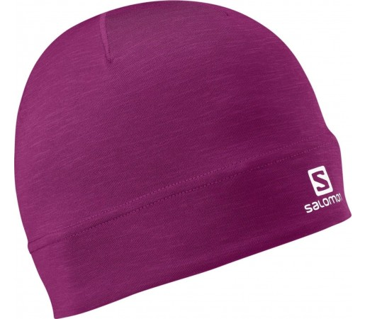Caciula Salomon Active Beanie W Wild Berry