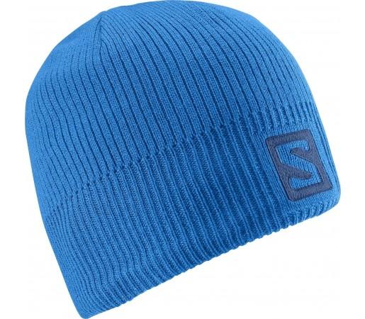 Caciula Salomon Logo Blue