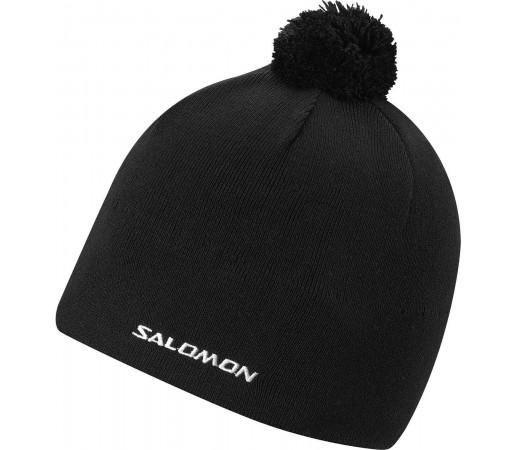 Caciula Salomon Nordic Black