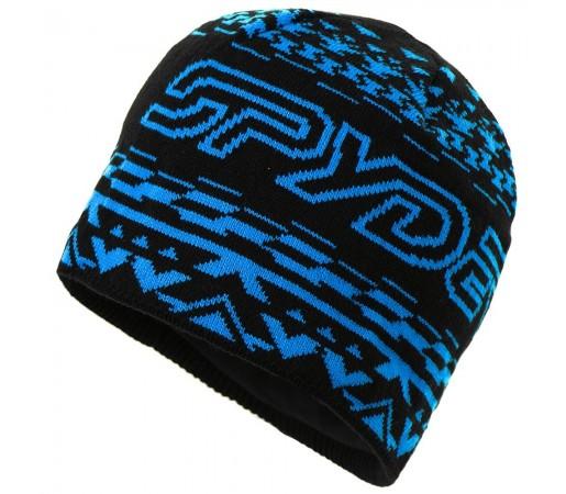 Caciula Spyder Throwback Negru/Albastru