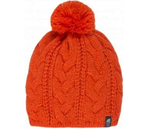 Caciula The North Face Bigs Pom Pom Orange