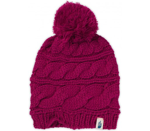 Caciula The North Face Triple Cable Pom Mov