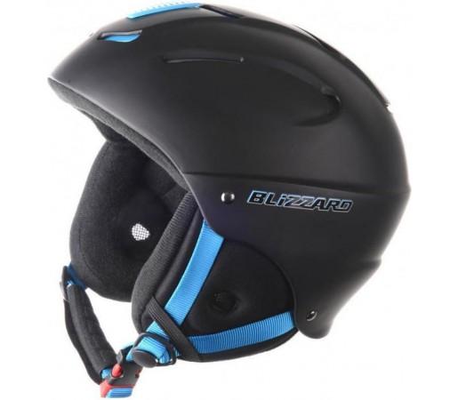 Casca Schi si Snowboard Blizzard Mega Black- Blue