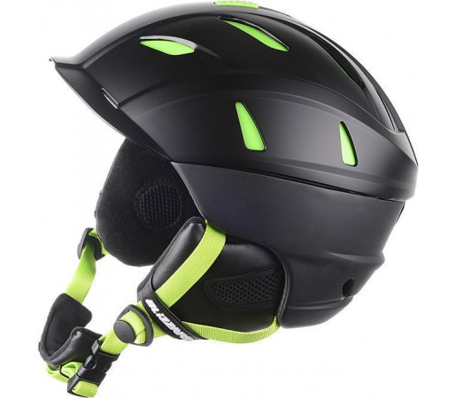 Casca Schi si Snowboard Blizzard Power Black- Lime