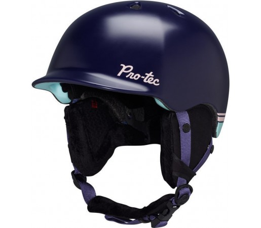 Casca Pro-Tec Riot Dark Purple Teal