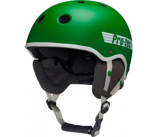 Casca Pro-Tec Classic Vintage Green