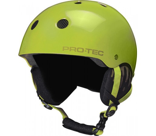 Casca schi si snowboard Pro-Tec Classic Junior Verde