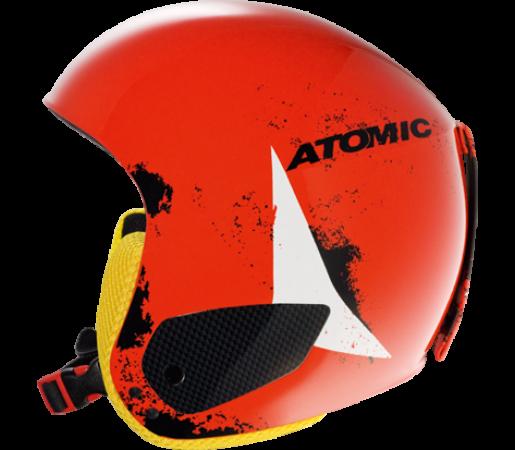 Casca Atomic Redster Jr Red