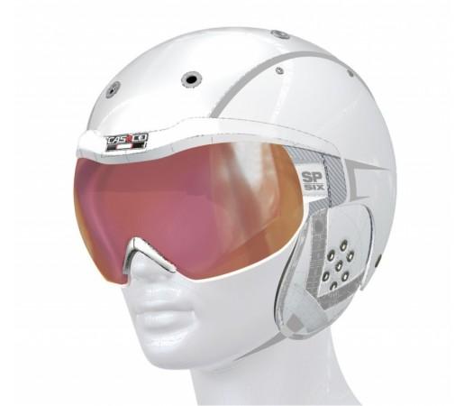Casca Schi si Snowboard Casco SP-6 Alba