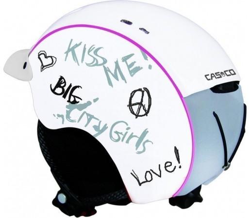 Casca Casco Mini Pro White