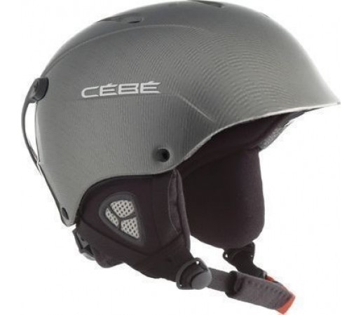 Casca Cebe CONTEST Shiny Metallic Black