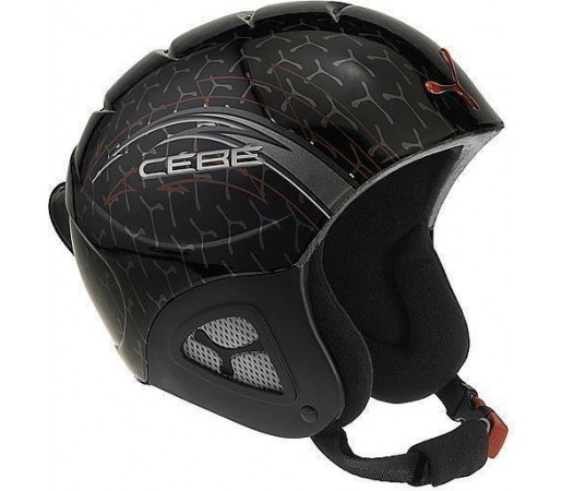Casca Cebe PLUMA JR BASIC Black