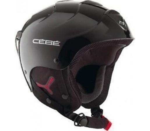 Casca Ski si Snowboard Cebe SPYNER Rental Shiny Black