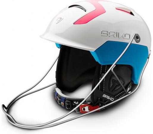 Casca Schi si Snowboard Briko Etna SL White/Blue