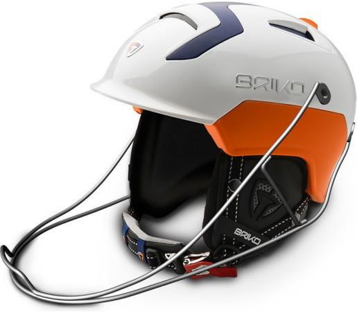 Casca Schi si Snowboard Briko Etna SL White/Orange