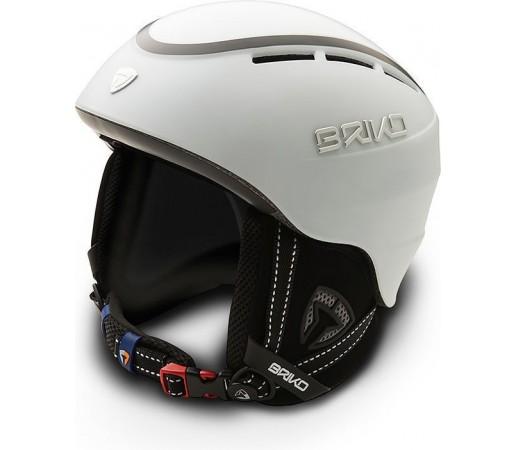 Casca Schi si Snowboard Briko Fuji White