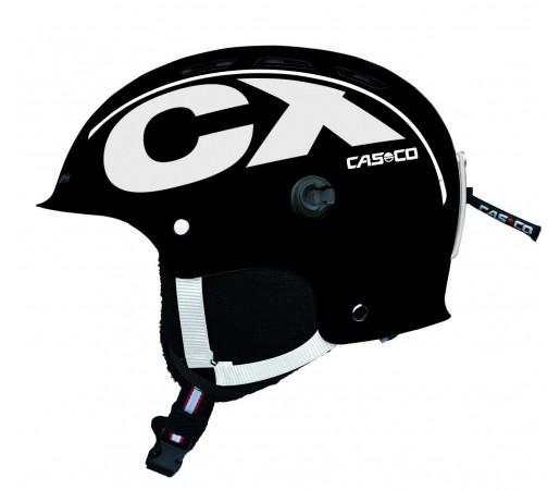 Casca Schi si Snowboard Casco CX-3 Icecube Negru/Alb