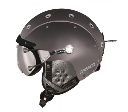 Casca Schi si Snowboard Casco SP-3 Airwolf Gun Metal Gri