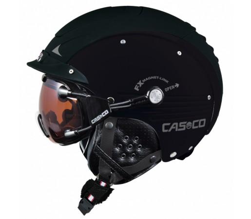 Casca Schi si Snowboard Casco SP-5 Neagra