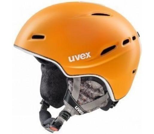 Casca Schi si Snowboard Uvex Hypersonic Orange