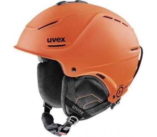 Casca Schi si Snowboard Uvex Plus Orange