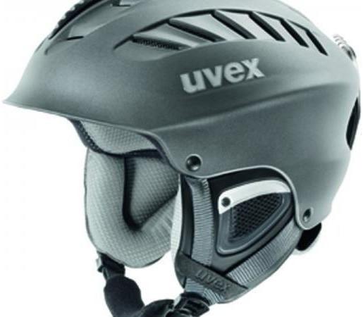 Casca Schi si Snowboard Uvex X-ride Motion Grey