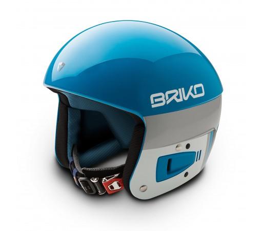 Casca Schi Briko Vulcano FIS 6.8 Albastru/Roz