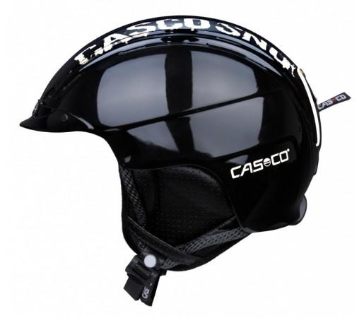 Casca Schi si Snowboard Casco Powder Negru/Alb
