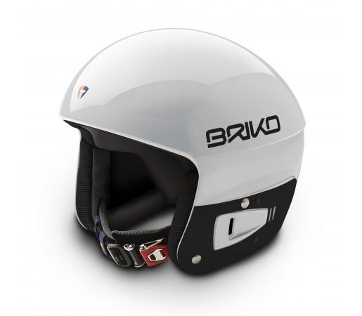 Casca Schi Briko Vulcano FIS 6.8 Junior Alba