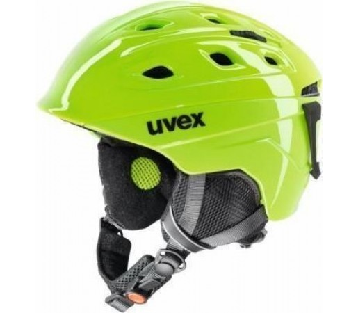 Casca Ski si Snowboard Uvex Funride II Green