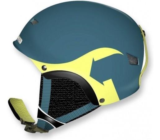 Casca Ski si Snowboard Uvex HLMT 3 Pure Blue- Yellow