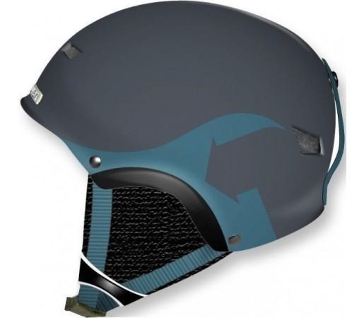 Casca Ski si Snowboard Uvex HLMT 3 Pure Grey petrol