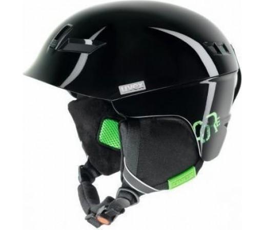 Casca Ski si Snowboard Uvex HLMT 7 Pro Black