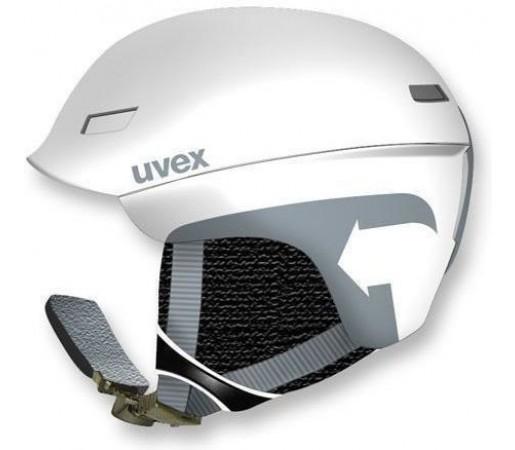 Casca Ski si Snowboard Uvex HLMT 7 Pure Silver