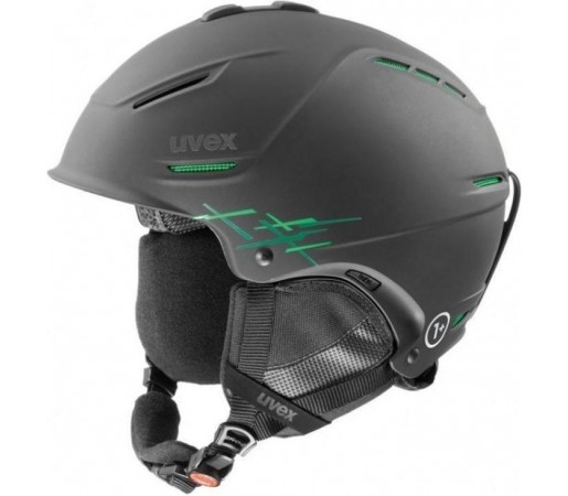 Casca Ski si Snowboard Uvex Plus Pro Black