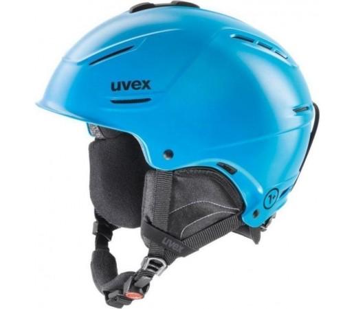 Casca Ski si Snowboard Uvex Pro Shiny Blue