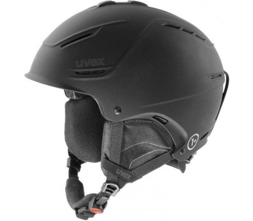 Casca Ski si Snowboard Uvex Pro Black Matt
