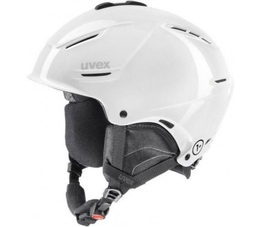 Casca Ski si Snowboard Uvex Pro Shiny  White