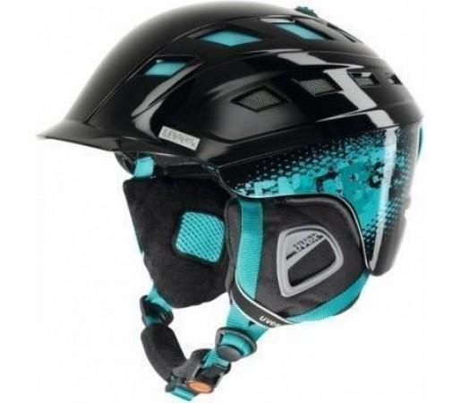 Casca Ski si Snowboard Uvex Sioux Black- Blue