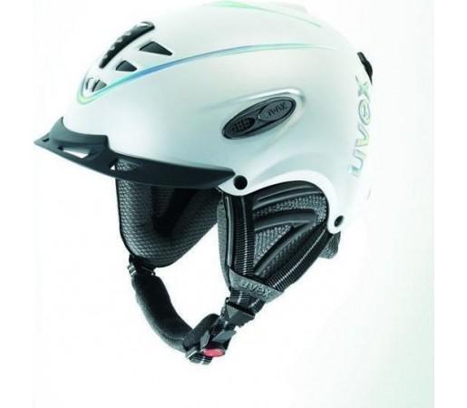 Casca Ski si Snowboard Uvex Uvision Pro White
