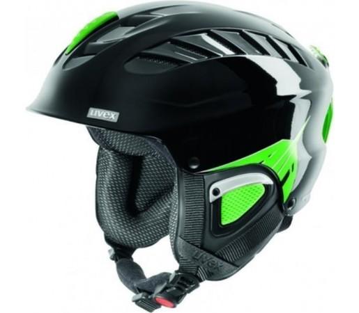Casca Ski si Snowboard Uvex X- Ride Motion Air Black- Green