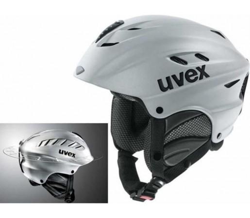 Casca Ski si Snowboard Uvex X- Ride Motion Air Grey