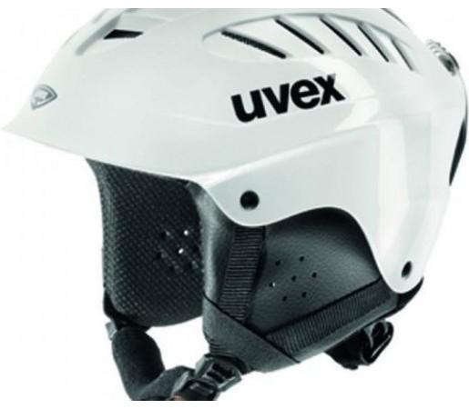 Casca Ski si Snowboard Uvex X-Ride Junior White